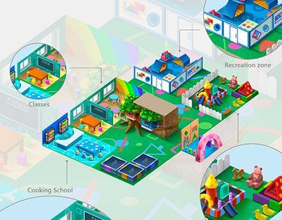 "Check out new work on my @Behance portfolio: ""Kids club design"" http://be.net/gallery/46582039/Kids-club-design"