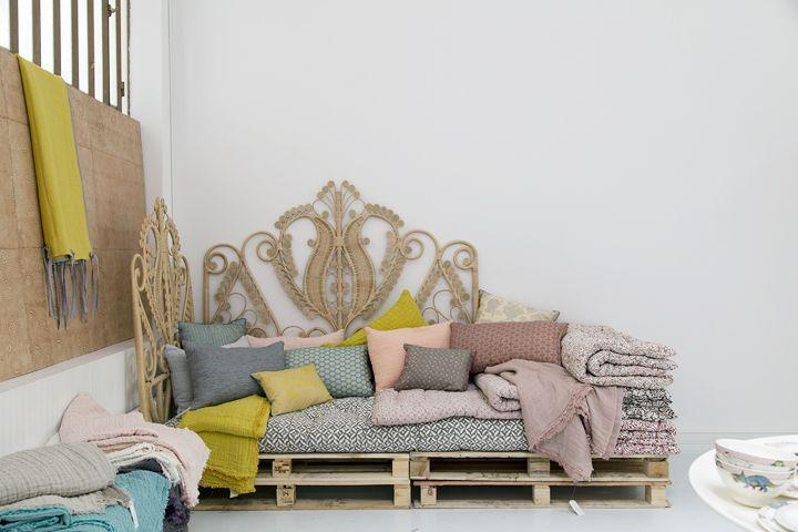 Les 25 meilleures id es concernant tissu salon marocain for Linge de maison casablanca