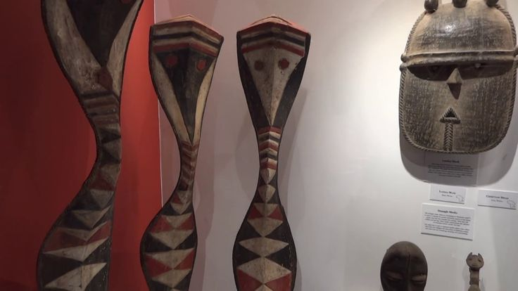 Gallery of African Art - Clinton MA - YouTube