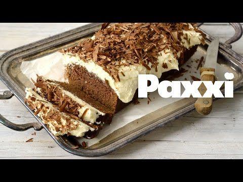 Κέικ με μπύρα και επικάλυψη cream cheese — Paxxi