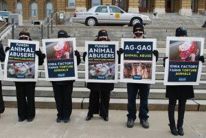 Non-violent animal rights activists are being charged as terrorists in the United States. Protect free speech and animal rights by demanding these noble activists be protected, not persecuted by the government.