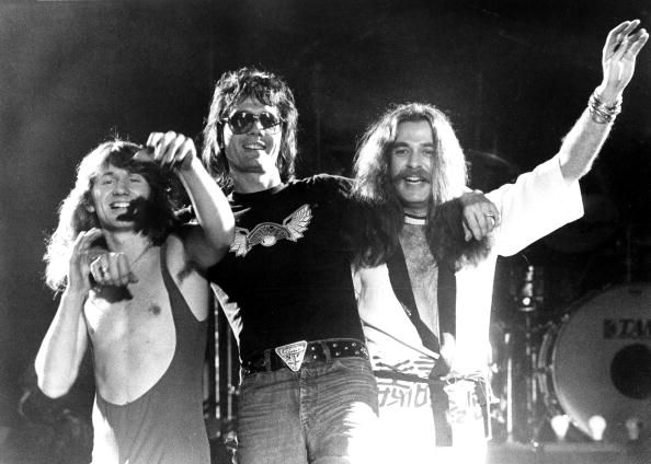 Triumph band | Photo of Triumph Photo by Michael Ochs Archives/Getty Images