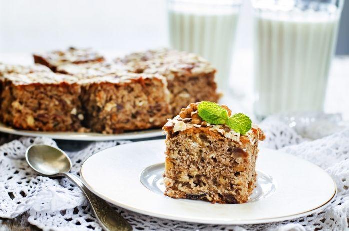 Три вкусных десерта без муки и сахара | Овсяно-банановый кекс | Летидор