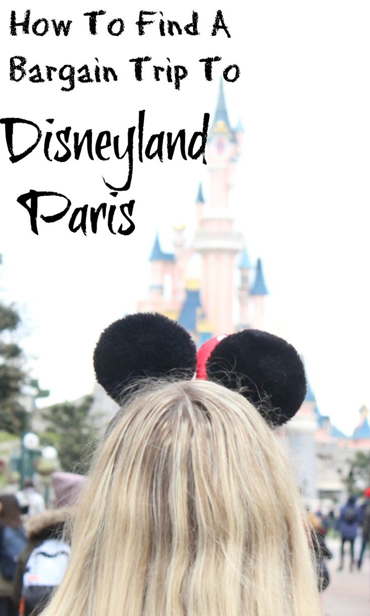 We have had two holidays to Disneyland Paris in the last 6 months and I'm often asked how we find the best deals, so today I am sharin...