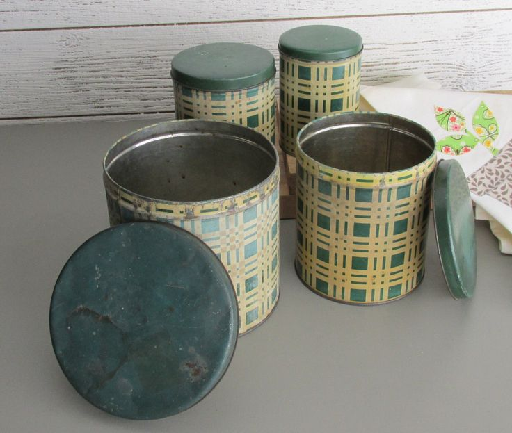 Vintage Owl Kitchen Decor: 1000+ Ideas About Canister Sets On Pinterest