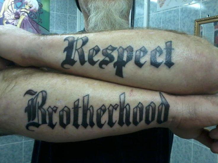 #respect #tattoo #tattoos #ideas #designs #men #formen #menstattooideas