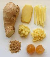 Codul Rosu: Ghimbir - ginger sau catina de rau