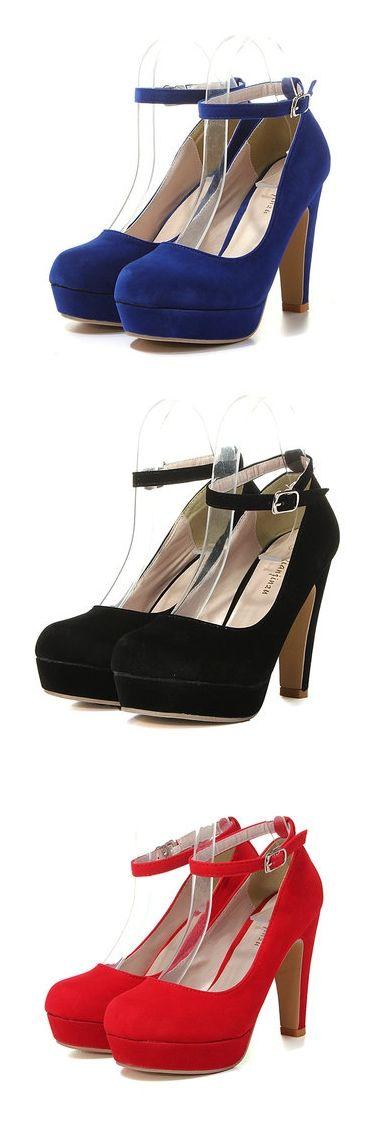 You need  high heels like these.