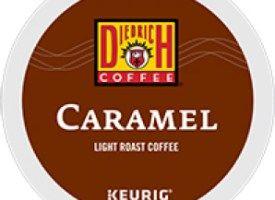 Diedrich Coffee Caramel Light Roast K Cups 24ct