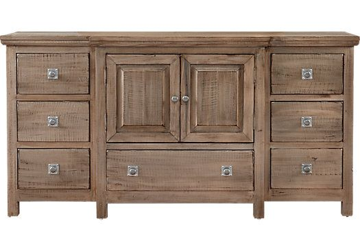 Shop For A Summer Grove Gray Dresser At Rooms To Go Find