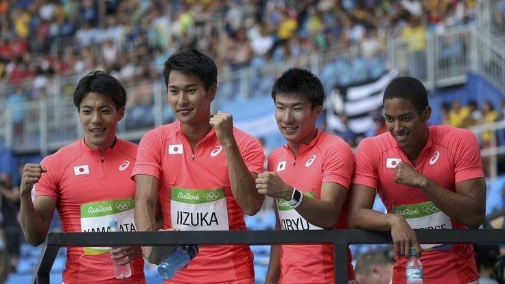 史上最速400mリレーチーム好発進(朝原宣治) - 個人 - Yahoo!ニュース