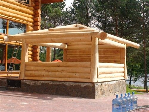 40 best images about building a log cabin on pinterest for How much does it cost to build a small cottage