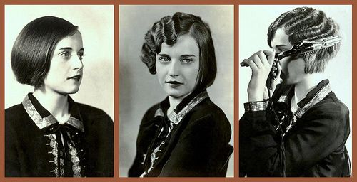 THE ROARING 20s -- HOW THE FLAPPER GIRLS DID IT -- 1, 2, 3..... by Okinawa Soba, via Flickr