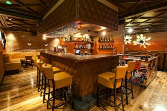 The Lebowski Bar, Reykjavik, Iceland. http://lebowski.is/