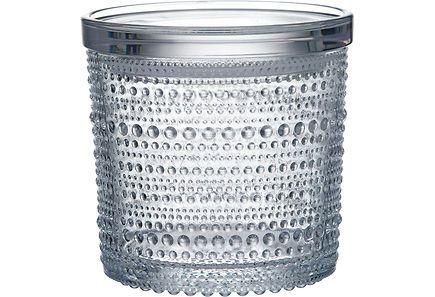Iittala Kastehelmi purkki 11x11 cm, kirkas - Sokos verkkokauppa