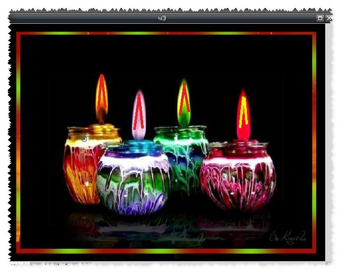 Эдитор - Анимация свечи (второй способ). Обсуждение на LiveInternet - Российский Сервис Онлайн-Дневников