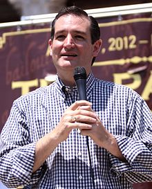 Texas US Senate Candidate Ted Cruz 5/14/12