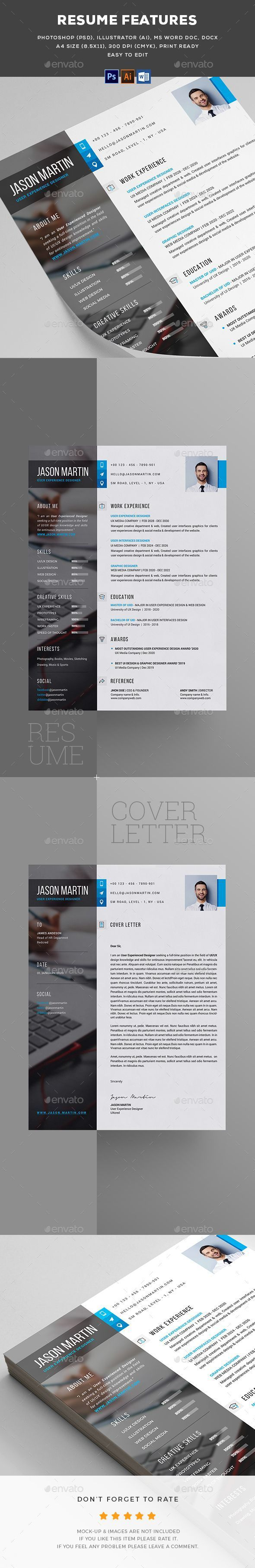 Business infographic : Resume  #Resumes Stationery Download Here:    graphicriver.net/. If youre a #communitymanagerportfolio
