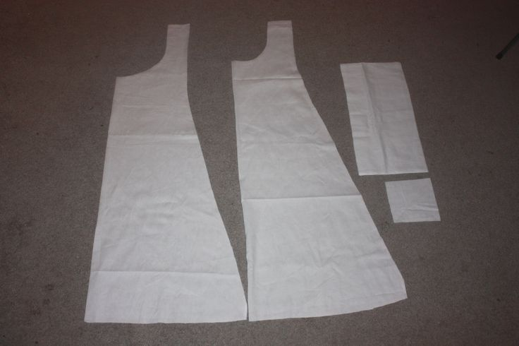 The third stop on my Regency Journey is to make a chemise to go underneath the corset. The benefit of having a chemise underneath is that is stops the corset pinching, and it protects the corset fr…