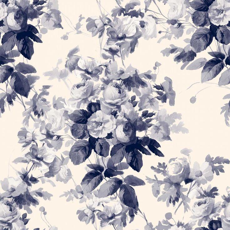 London Rose - China Blue