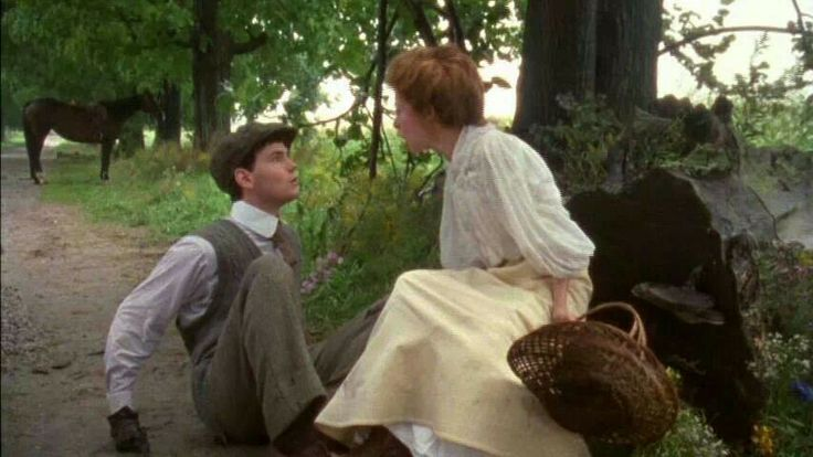 """Let me get a word in edgewise before I pitch you!"" -Anne Shirley, Anne of Avonlea (The Sequel)."