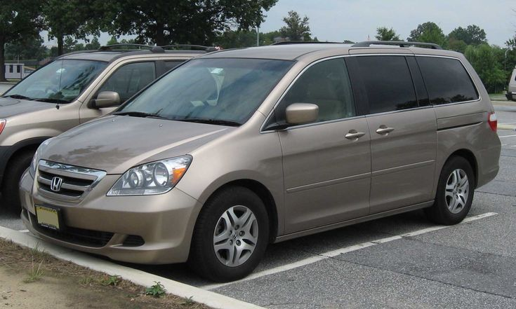 Extraordinary 2007 Honda Odyssey Photos Gallery