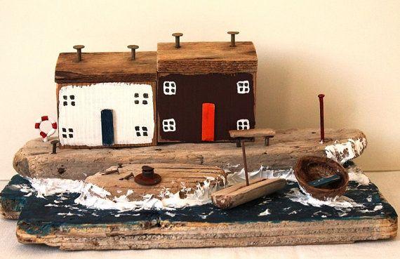 Driftwood Cottagewaves by TTassel on Etsy