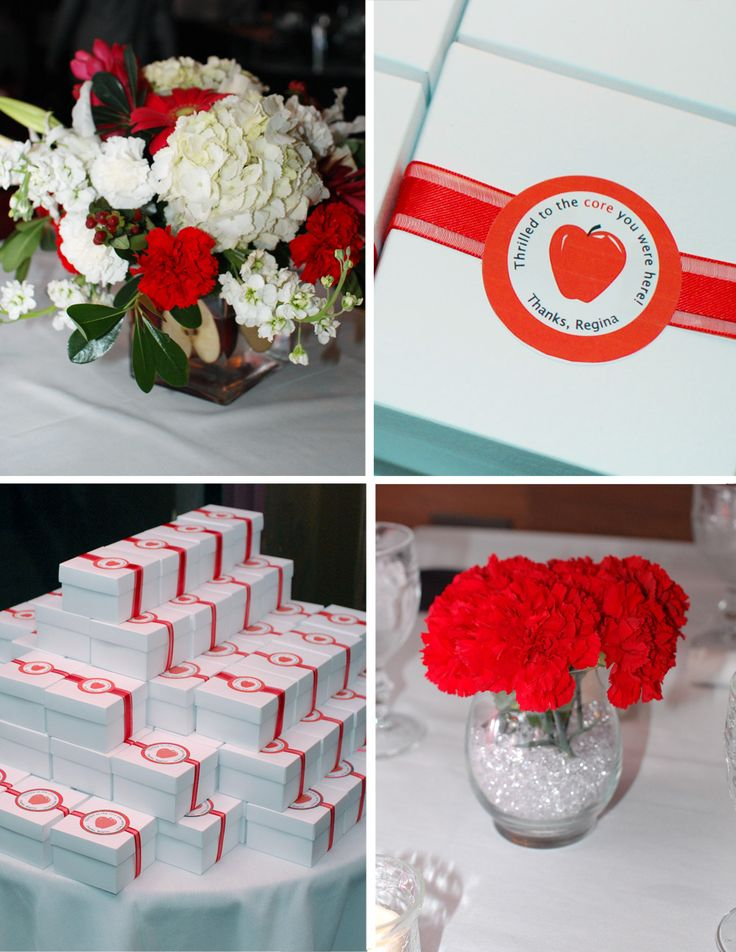 retirement party decorations and favors
