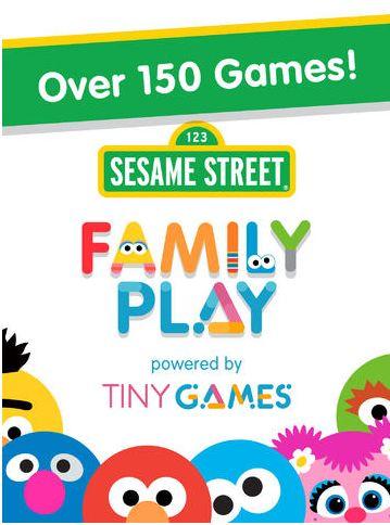Sesame Street – Family play