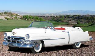 Cadillac 62 Eldorado Cabrio 1954. Neue, gebrauchte & seltene Teile für …   – …