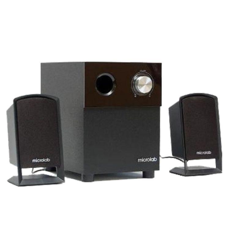 Microlab M109, 2.1-channel subwoofer speaker