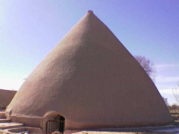 Yakhchal: Ancient Refrigerators - By 400 BC, Persian engineers had mastered the technique of storing ice in the middle of summer in the desert.