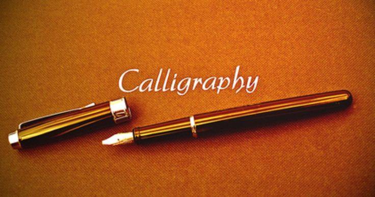 Como escrever com canetas de pena e canetas tinteiro