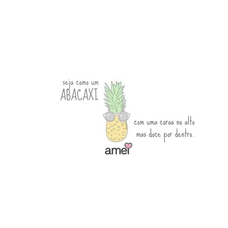 Like a pineapple  #lojaamei #bomdia #abacaxi #sol #verao #natural