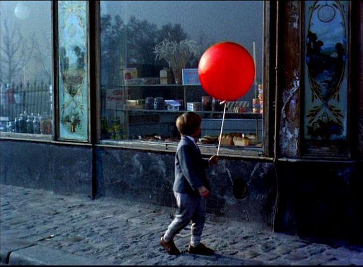 Le Ballon Rouge - Albert Lamorisse (1956)