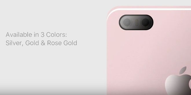 iPhone 7, establecen un concepto idílico del smartphone http://j.mp/1YAhZd8 |  #Apple, #Applemania, #DBSVideography, #IPhone7, #Noticias, #Tecnología