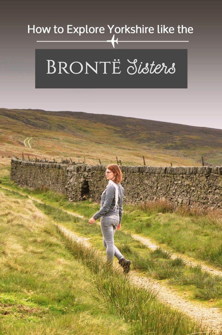 How to Explore Yorkshire like the Brontë Sisters http://travelonthebrain.net/explore-yorkshire-bronte-sisters/?utm_content=buffer3fe2d&utm_medium=social&utm_source=pinterest.com&utm_campaign=buffer#comment-16130
