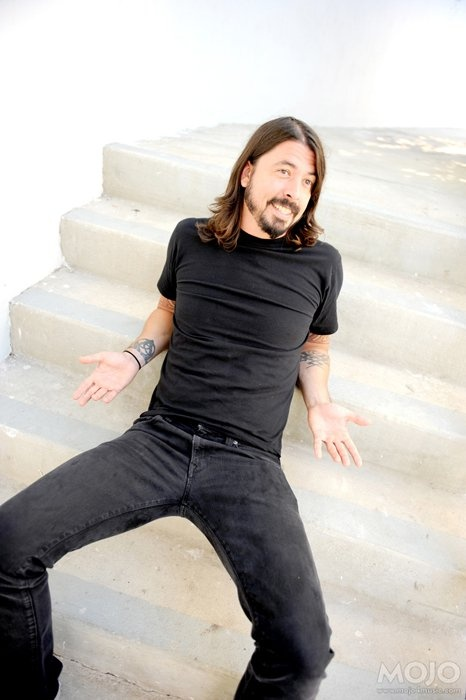 David Grohl- Foo Fighters