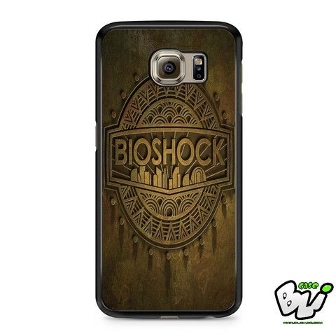 Game Bioshock Samsung Galaxy S7 Case