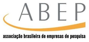 Welcome our new Media Partner!   ABEP – Associação Brasileira de Empresas de Pesquisa  ABEP represents the activity of market research, opinion and media capital of Brazil. Headquartered in the State of São Paulo, the association today has approximately 180 member companies, representing over 90% of businesses in this market. For more information visit www.abep.org.