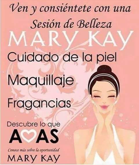 Se anfitriona de una Sesión de Belleza Mary Kay, obtendrás grandes beneficios. contáctame ,gana un increíble cambio de look ,compra o vende los productos !!! maktub.therapy@gmail.com ,la paz,bcs.