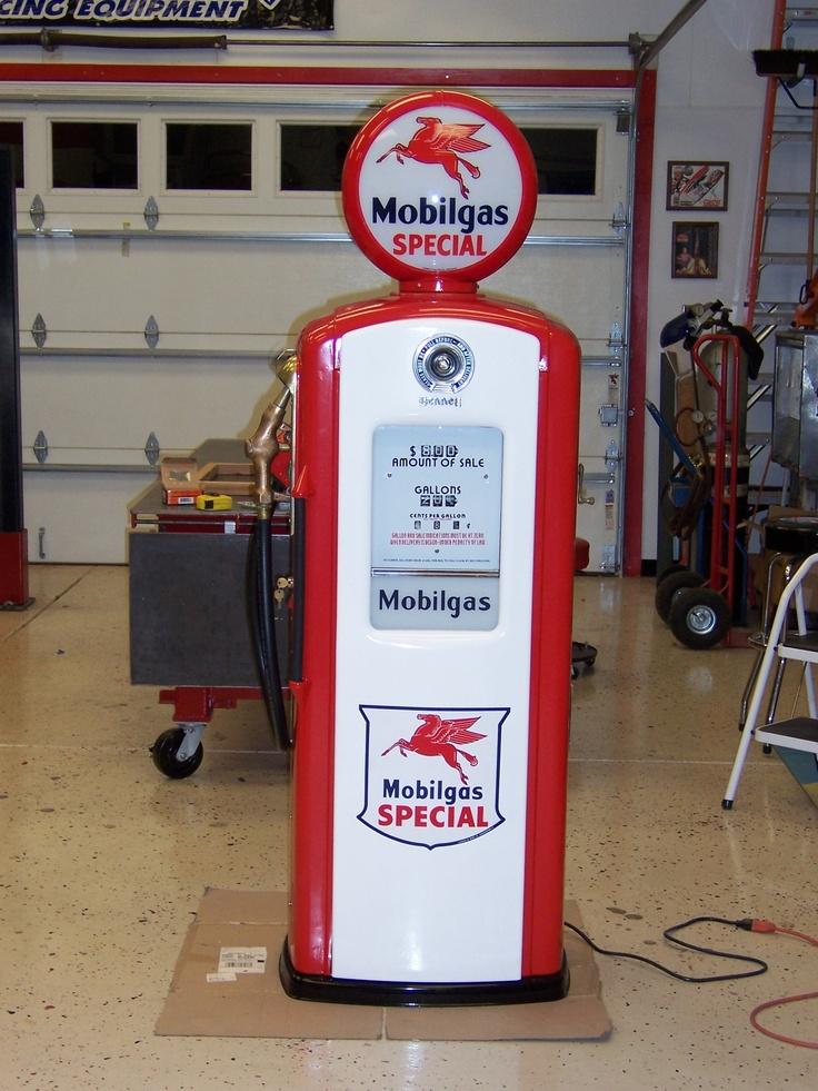 Street Rod Fuel Pump : Restored gas pump antiques pinterest pumps