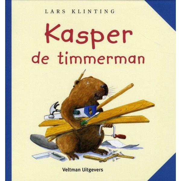 Kasper de timmerman prentenboek
