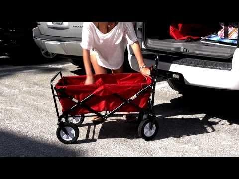 Mac Sports Inc. - The Macwagon Foldable Wagon