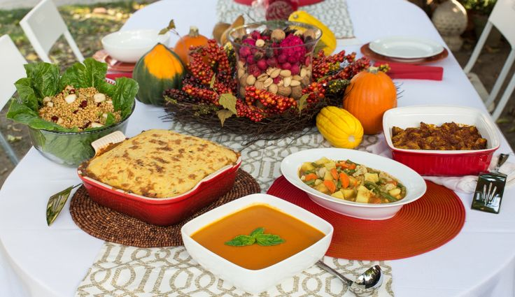 Recipes for a Plant-Based Thanksgiving 2013   Forks Over Knives