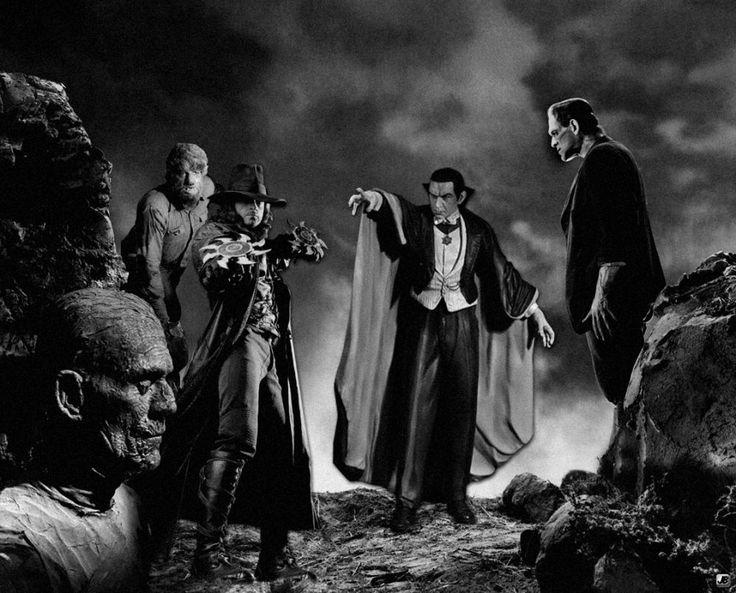 Roberto Orci et Alex Kurtzman planifieraient un univers cinématographique à la Marvel pour les monstres de la Universal comprenant Van Helsing, The Wolfman, The Mummy, et plusieurs autres… | La Septième Zone