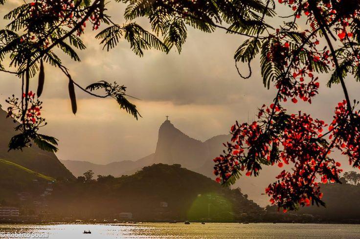 Cristo Redentor, Rio de Janeiro, Brasil @Roberto Sousa
