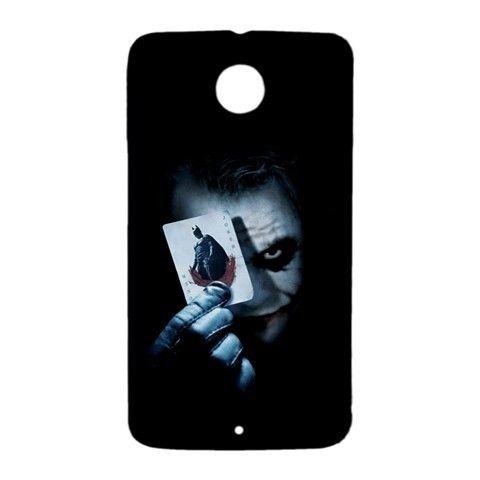 Joker Batman in Cards Google Nexus 6 Case Cover Wrap Around