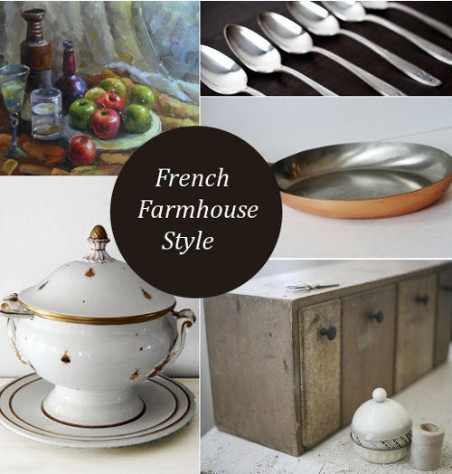1000+ Ideas About French Farmhouse Kitchens On Pinterest