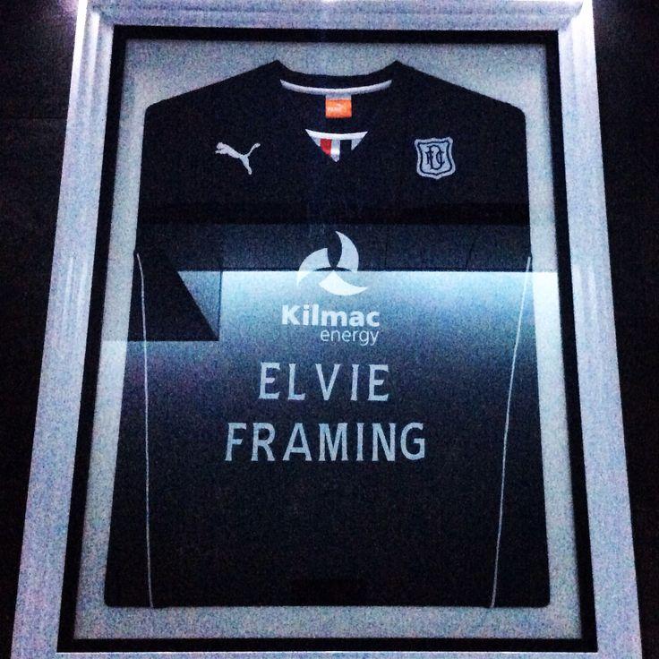 Dundee fc framed top